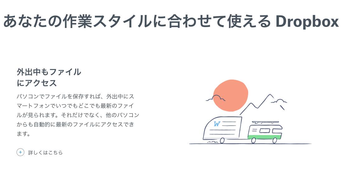 リファラルマーケティング-Dropbox