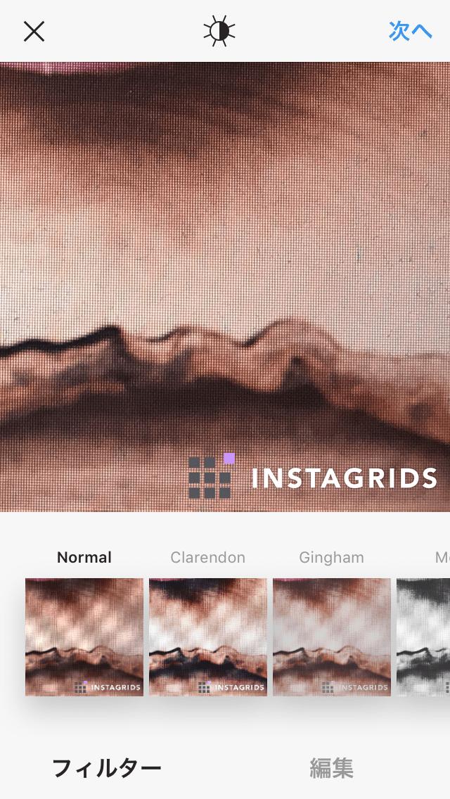 インスタグラム-Instagrids12