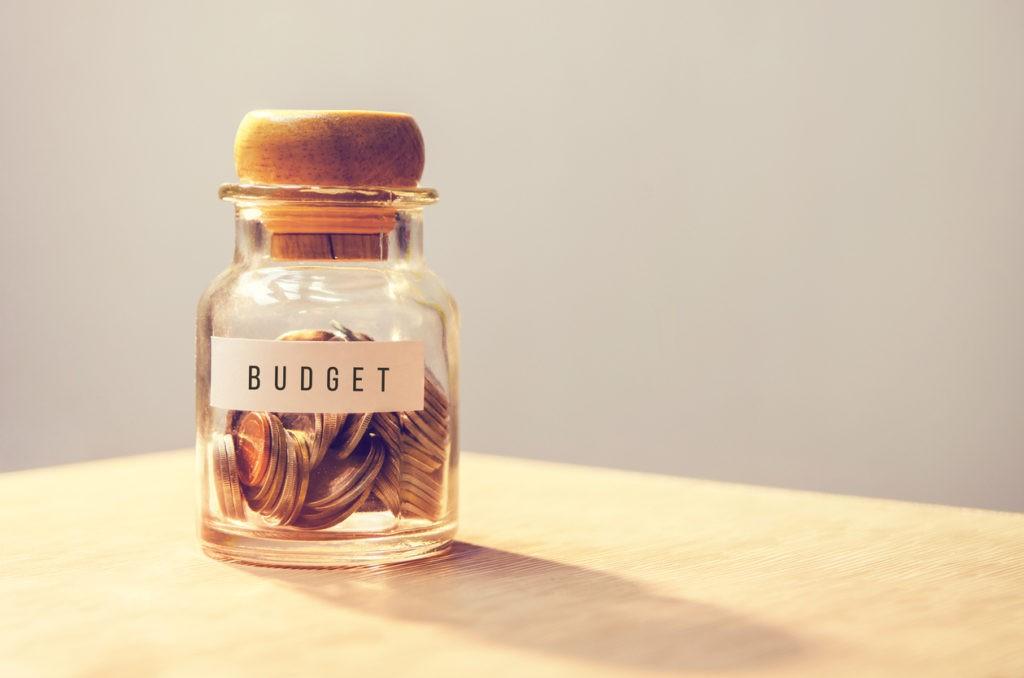 目的に応じて予算が変動