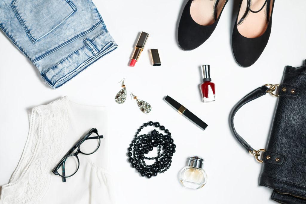 ファッション アイテム 女性