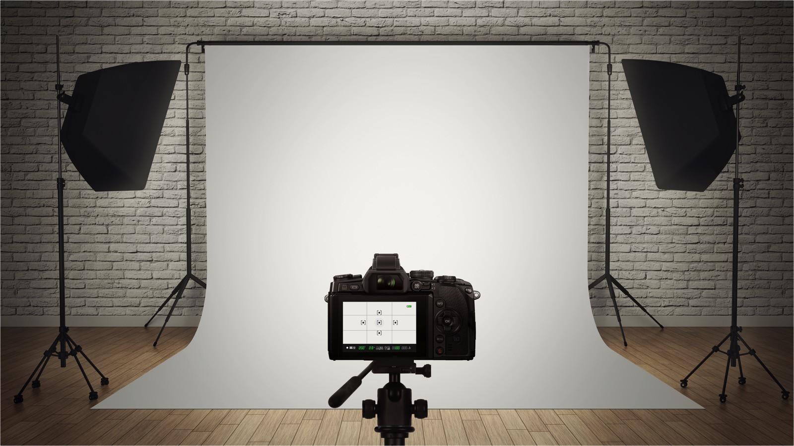 インスタグラマーのカメラスタジオ