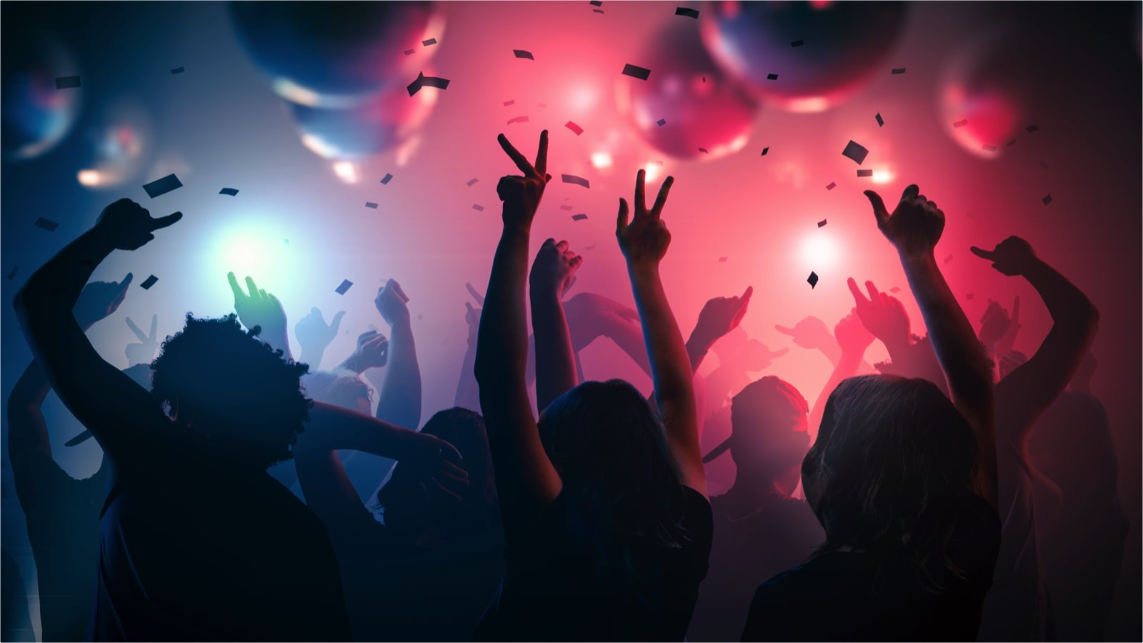 パーティーのイメージ図