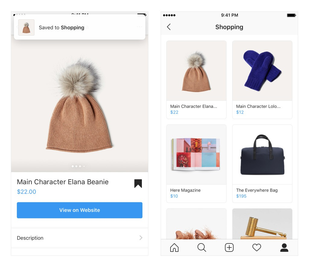 instagram-shopping-collection