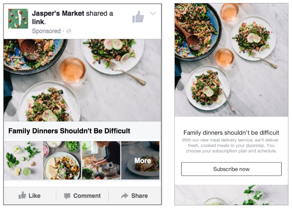 facebook-ad-collection-business-appeal