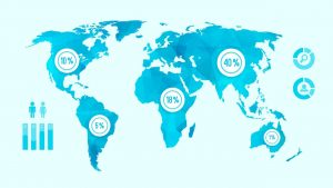 【Excelデータ配布中】アジア12カ国のSNS(Instagram,Facebook)利用ユーザー数