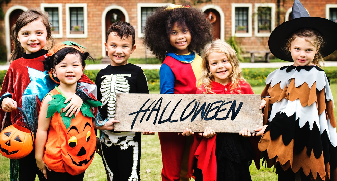 halloween-children