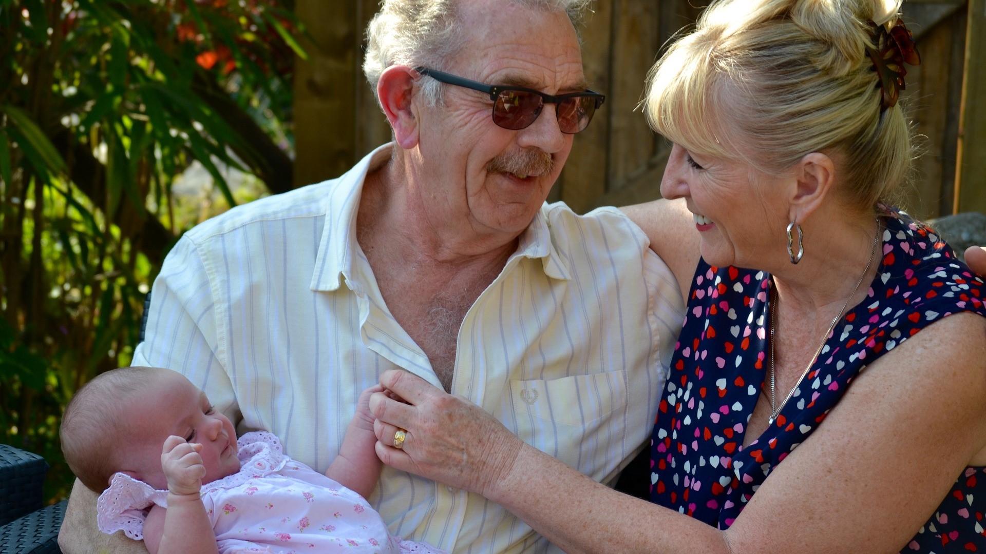 grand-parents-baby