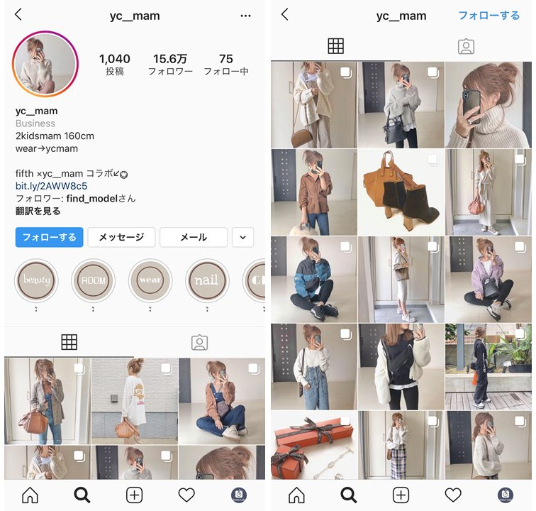 instagram-influencer-mother-yc-mam