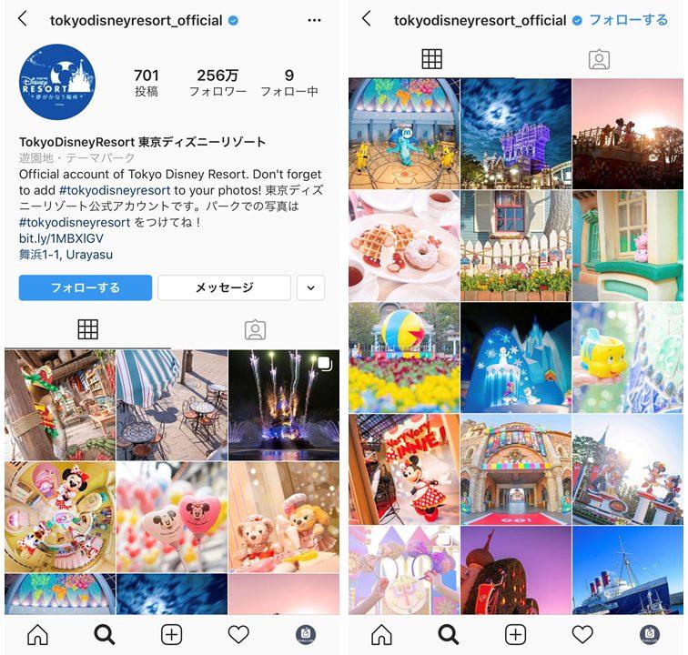 instagram-account-tokyo-disney-resort