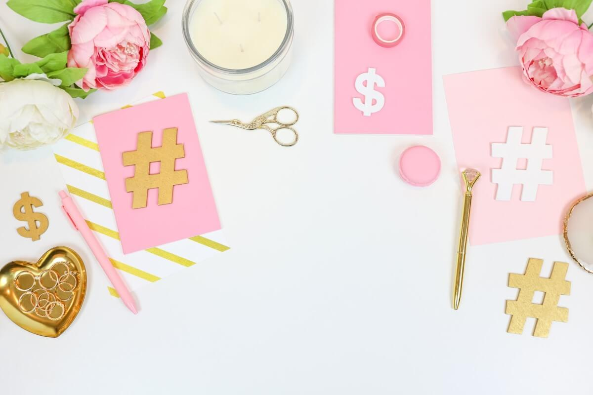 hashtag-pink