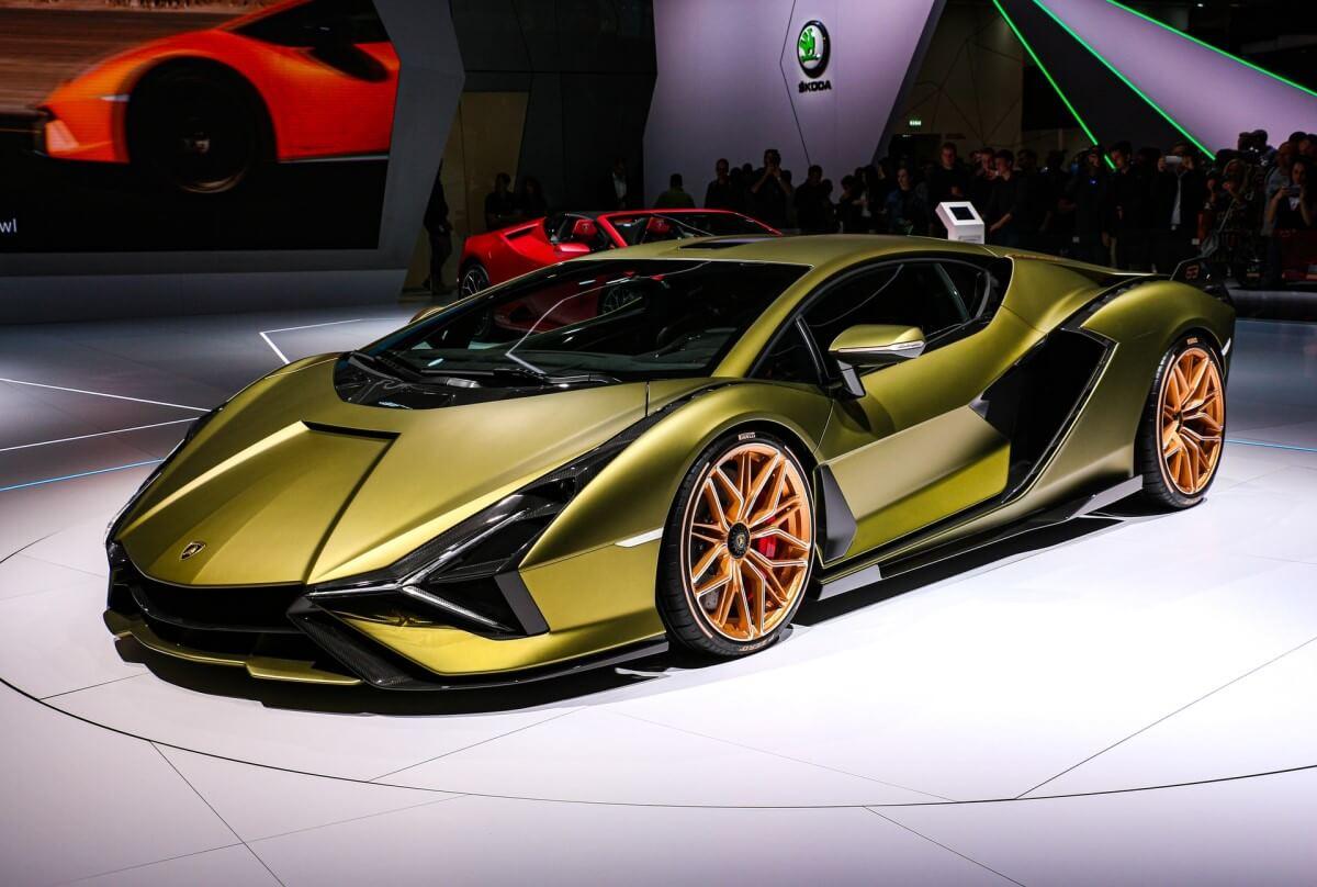 Lamborghini-gold