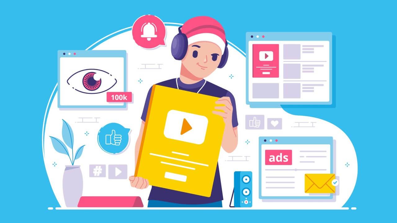 YouTubeで収益化する10の方法と条件!クリエイター(ユーチューバー)は必読